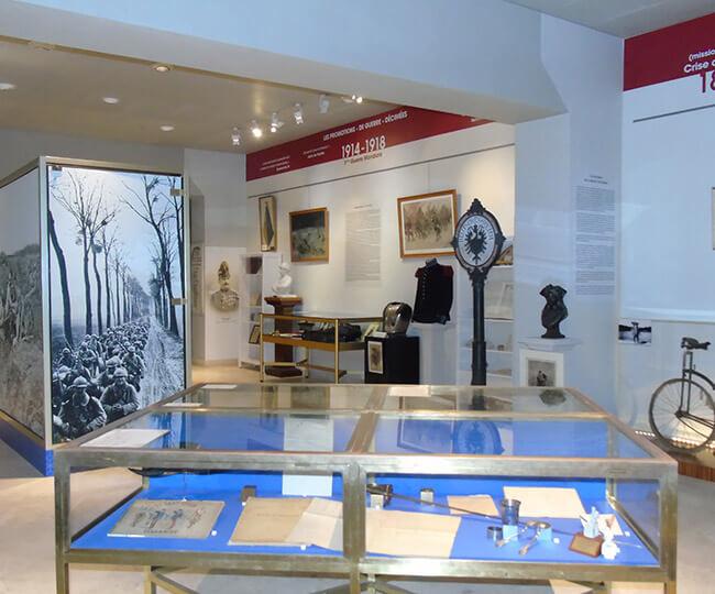 Association musée de l'officier, ECOLE SAINT CYR COETQUIDAN