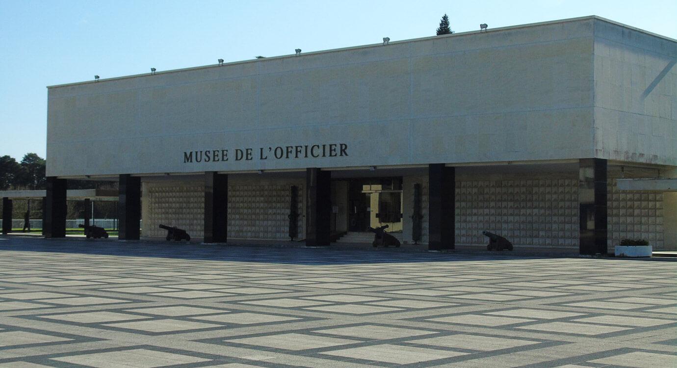 Bienvenue sur le site  de l'Association des Amis du Musée de l'Officier