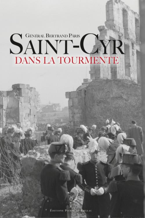 """Livre """"Saint-Cyr dans la tourmente"""""""