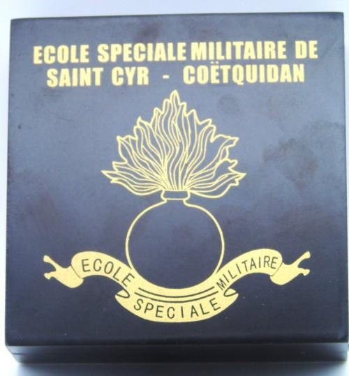 Médaillle Ecole Spéciale Militaire