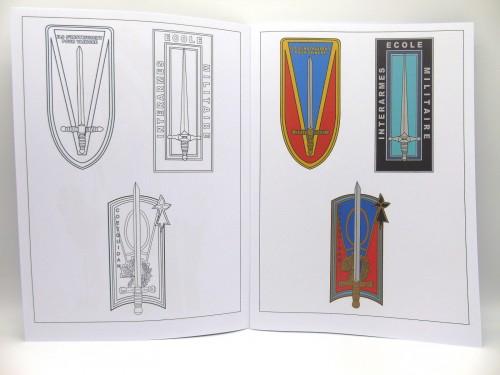 Cahier de coloriages Musée du Souvenir
