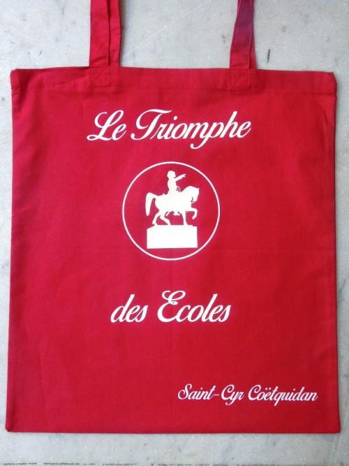 "Tote bag ""Triomphe"""